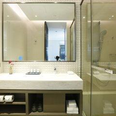 Отель Hyatt House Shanghai Hongqiao CBD Китай, Шанхай - отзывы, цены и фото номеров - забронировать отель Hyatt House Shanghai Hongqiao CBD онлайн ванная