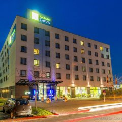 Отель Holiday Inn Express Duesseldorf City Nord Германия, Дюссельдорф - 12 отзывов об отеле, цены и фото номеров - забронировать отель Holiday Inn Express Duesseldorf City Nord онлайн фото 2