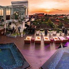 Fashion Hotel Legian бассейн
