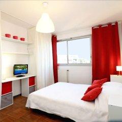 Отель Appartement Residence Plein Soleil Франция, Ницца - отзывы, цены и фото номеров - забронировать отель Appartement Residence Plein Soleil онлайн комната для гостей