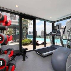 Отель Oakwood Studios Singapore Сингапур, Сингапур - отзывы, цены и фото номеров - забронировать отель Oakwood Studios Singapore онлайн фитнесс-зал фото 2