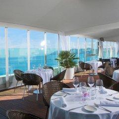 Отель Radisson Blu 1835 Hotel & Thalasso, Cannes Франция, Канны - 2 отзыва об отеле, цены и фото номеров - забронировать отель Radisson Blu 1835 Hotel & Thalasso, Cannes онлайн питание фото 2