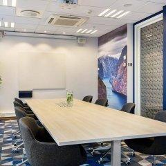 Отель Radisson Blu Alna Осло помещение для мероприятий