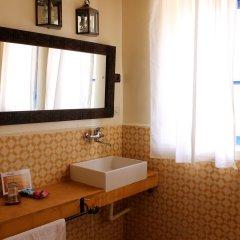 Отель Kanz Erremal Марокко, Мерзуга - отзывы, цены и фото номеров - забронировать отель Kanz Erremal онлайн ванная