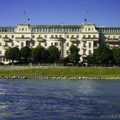 Отель Sacher Salzburg Зальцбург спортивное сооружение