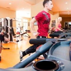 Belconti Resort Hotel - All Inclusive фитнесс-зал