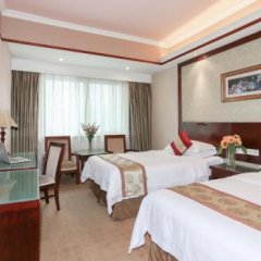 Отель Vienna International Hotel Zhongshan Torch Zone Китай, Чжуншань - отзывы, цены и фото номеров - забронировать отель Vienna International Hotel Zhongshan Torch Zone онлайн комната для гостей фото 5