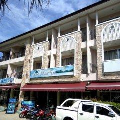 Отель Kata Blue Sea Resort парковка