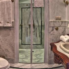 Отель Shanti Residence Познань ванная