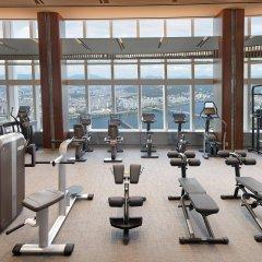 Отель Signiel Seoul Сеул фитнесс-зал фото 4