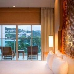 Отель Chanalai Romantica Resort Kata Beach - Adult Only балкон