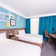 Отель Hampton by Hilton Belfast City Centre комната для гостей фото 5