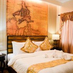 Palm Grass Hotel комната для гостей