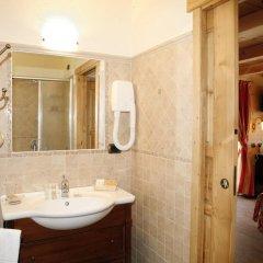 Отель Les Combes Ла-Саль ванная