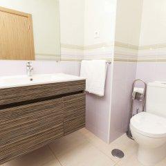 Отель Studio 17 Atlantichotels Португалия, Портимао - 4 отзыва об отеле, цены и фото номеров - забронировать отель Studio 17 Atlantichotels онлайн ванная фото 2