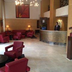Отель Rihab Hotel Марокко, Рабат - отзывы, цены и фото номеров - забронировать отель Rihab Hotel онлайн интерьер отеля фото 2