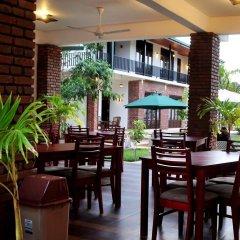 Отель Gamodh Citadel Resort Анурадхапура питание