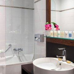 Отель Auteuil Manotel Швейцария, Женева - 1 отзыв об отеле, цены и фото номеров - забронировать отель Auteuil Manotel онлайн ванная