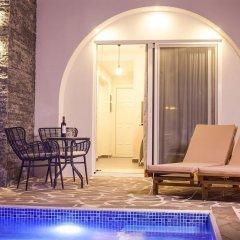 Отель Alexander Studios & Suites - Adults Only бассейн фото 9