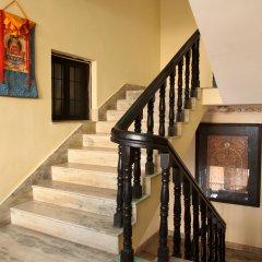 Отель Buddha Land Непал, Катманду - отзывы, цены и фото номеров - забронировать отель Buddha Land онлайн интерьер отеля фото 2