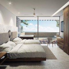 Отель Solaz A Luxury Collection комната для гостей фото 4