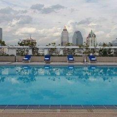 Отель Trinity Silom Hotel Таиланд, Бангкок - 2 отзыва об отеле, цены и фото номеров - забронировать отель Trinity Silom Hotel онлайн бассейн