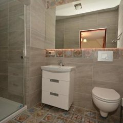 Отель Willa Borowianka ванная фото 2