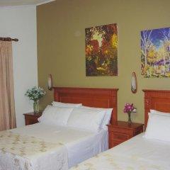 Отель Vila Belvedere Албания, Тирана - отзывы, цены и фото номеров - забронировать отель Vila Belvedere онлайн комната для гостей фото 3