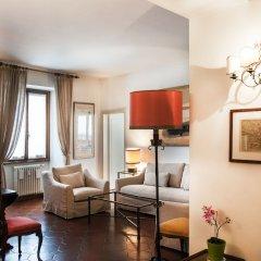 Апартаменты Art Apartment Palazzo Vecchio Флоренция комната для гостей фото 2