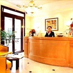 Отель Montparnasse Daguerre Франция, Париж - отзывы, цены и фото номеров - забронировать отель Montparnasse Daguerre онлайн интерьер отеля фото 2