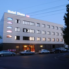 Гостиница Диана в Курске 3 отзыва об отеле, цены и фото номеров - забронировать гостиницу Диана онлайн Курск парковка