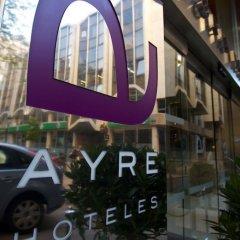 Ayre Hotel Astoria Palace городской автобус