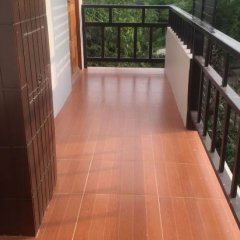 Отель Poonsap Apartment Koh Lanta Таиланд, Ланта - отзывы, цены и фото номеров - забронировать отель Poonsap Apartment Koh Lanta онлайн балкон