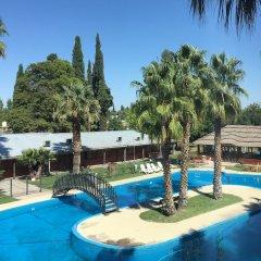 Hotel Puesta del Sol Сан-Рафаэль бассейн