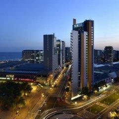 Отель Barcelona Princess Испания, Барселона - 8 отзывов об отеле, цены и фото номеров - забронировать отель Barcelona Princess онлайн пляж