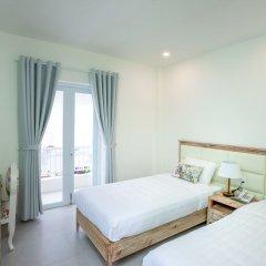 Отель Dalat De Charme Village Resort Далат комната для гостей фото 5