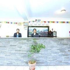 Отель Crown Himalayas Непал, Покхара - отзывы, цены и фото номеров - забронировать отель Crown Himalayas онлайн интерьер отеля