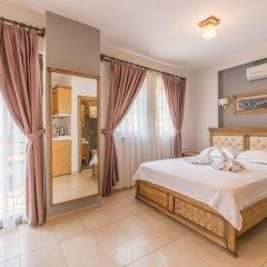 Отель Veziroglu Apart Датча комната для гостей