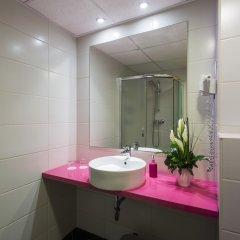 Cosmo City Hotel ванная