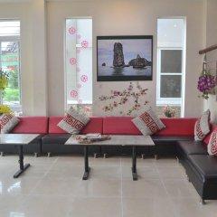 Huong Bien Hotel Halong интерьер отеля фото 3