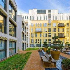 Отель Lagrange Apart'HOTEL Lyon Lumière Франция, Лион - отзывы, цены и фото номеров - забронировать отель Lagrange Apart'HOTEL Lyon Lumière онлайн