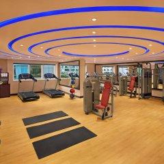 Отель DoubleTree by Hilton Hotel and Residences Dubai Al Barsha ОАЭ, Дубай - 1 отзыв об отеле, цены и фото номеров - забронировать отель DoubleTree by Hilton Hotel and Residences Dubai Al Barsha онлайн фитнесс-зал