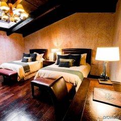 El Convento Boutique Hotel Алотенанго комната для гостей фото 3