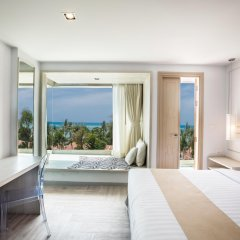 The Bloc Hotel 4* Номер Делюкс с различными типами кроватей
