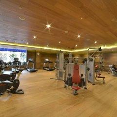 Hotel Equatorial Shanghai фитнесс-зал фото 3