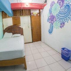 Отель Hostel Playa by The Spot Мексика, Плая-дель-Кармен - отзывы, цены и фото номеров - забронировать отель Hostel Playa by The Spot онлайн комната для гостей фото 3