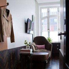Отель Miss Clara by Nobis Швеция, Стокгольм - отзывы, цены и фото номеров - забронировать отель Miss Clara by Nobis онлайн комната для гостей фото 3