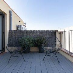 Апартаменты Aspasios Poblenou Apartments балкон