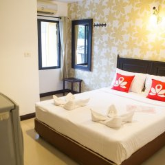 Отель Zen Rooms Basic Phra Athit Бангкок комната для гостей