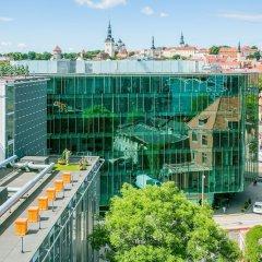 Отель Nordic hotel Forum Эстония, Таллин - - забронировать отель Nordic hotel Forum, цены и фото номеров балкон